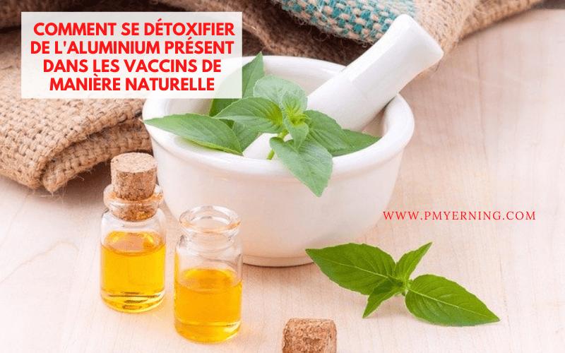 vaccins et détoxification
