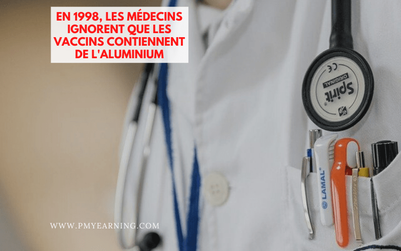 médecin et aluminium dans les vaccins