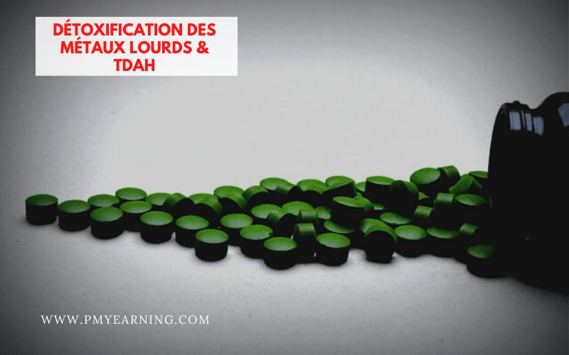détoxification des métaux lourds et TDAH