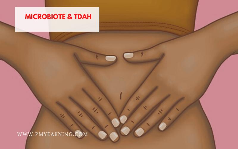 microbiote et TDAH