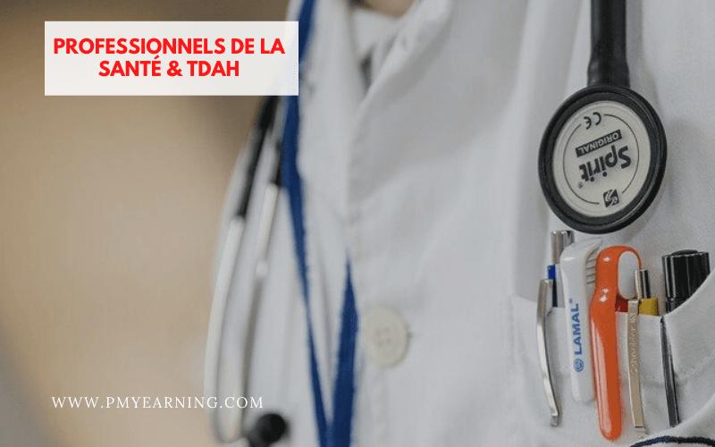 professionnels de la santé et TDAH