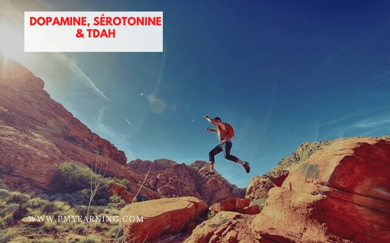 dopamine, sérotonine et TDAH