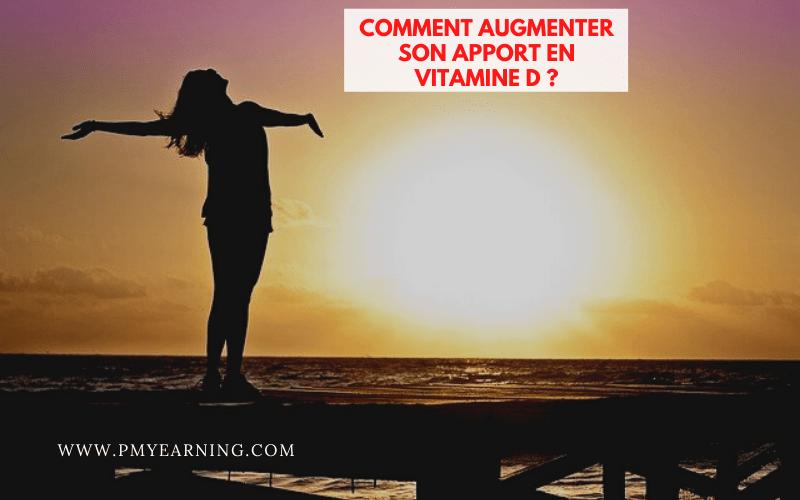augmenter son apport en vitamine D