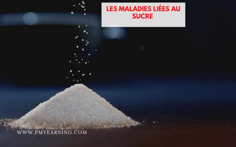 les maladies liées au sucre