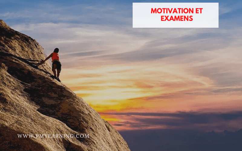 motivation et examens