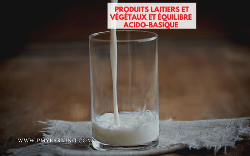 produits et équlibre acido-basique