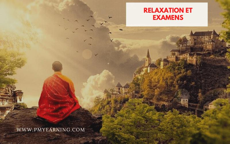 relaxation et examens